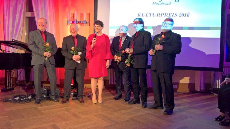 "Verleihung ""Kulturpreis 2018"""